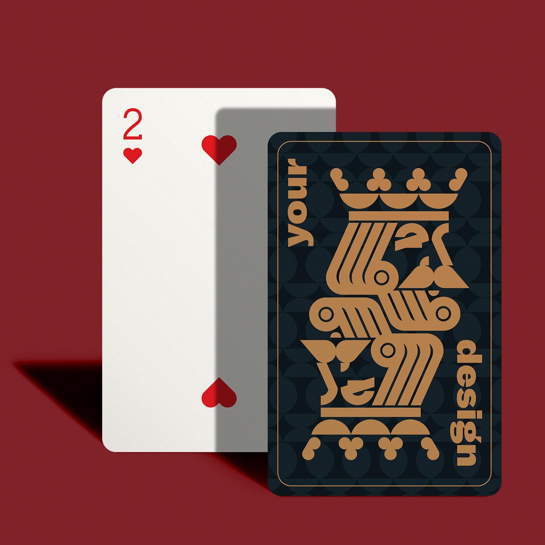 custom bridge cards