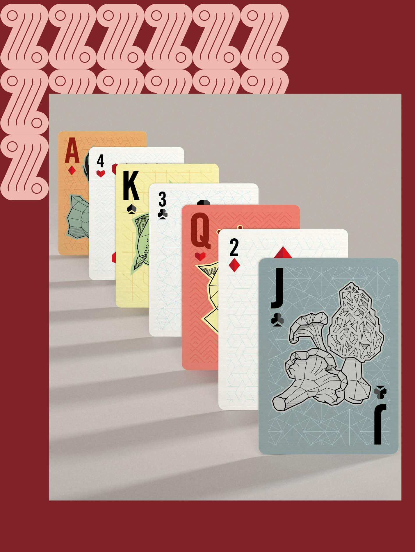 custom bridge cards paper